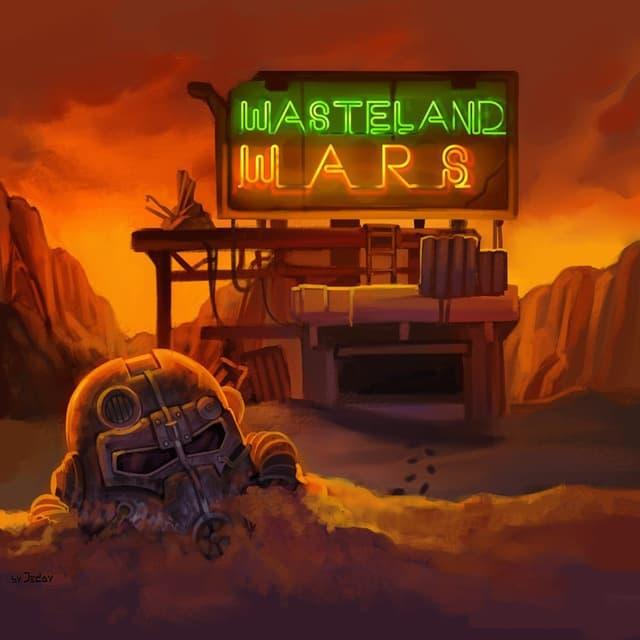Wastelend Wars - Знаменитая онлайн-РПГ, переведенная в формат текстовой игры.